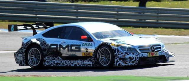 Mercedes-test-Estoril-DTM-2013